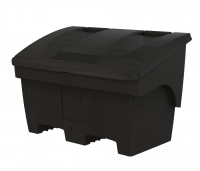 Large Grit Bins black